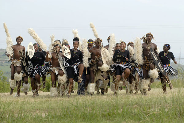 Young Zulu Warriors Lineup 2016